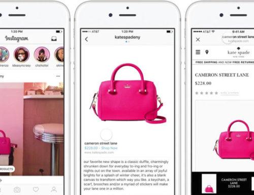 Instagram lancia la funzione Shopping