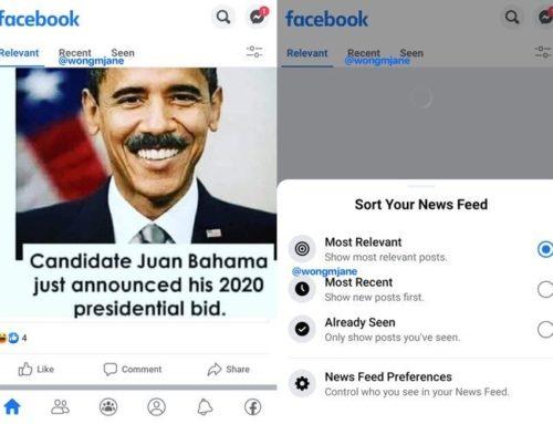 Facebook cambierà il News Feed?