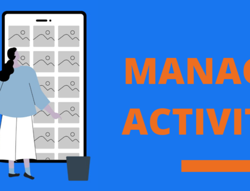 Facebook Manage Activity
