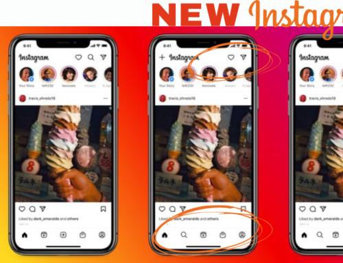 Instagram cambia immagine