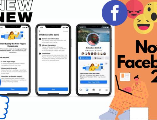 Novità Facebook 2021