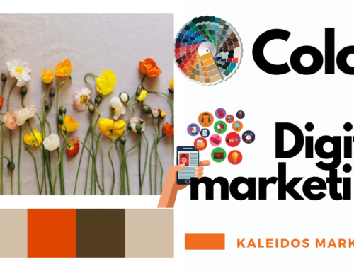 Colori e Digital Marketing